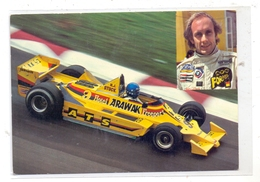 RACING - FORMULA 1, Hans Joachim Stuck - ATS - Grand Prix / F1