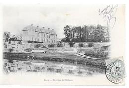 CPA 1904 - LONG HOTEL DE VILLE - Tampon  OR - France