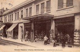 74 Annemasse, Grands Magasins Charles Reverchon - Annemasse