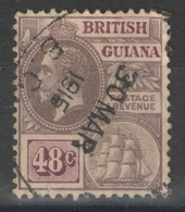 Guyane Britannique - British Guiana - YT 120 Oblitéré - British Guiana (...-1966)