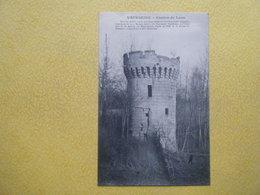 PLOYART ET VAURSEINE. La Tour De La Maison Forte. - France