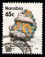 NAMIBIA 1991 - From Set Used - Namibie (1990- ...)