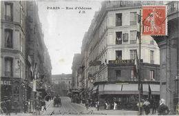 PARIS 75 SEINE RUE D'ODESSA EDIT. J.H.  JCT&DG - Frankrijk