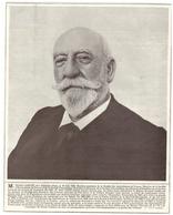 1908 - Iconographie -  Jules Labitte (Clermont Oise 1830 - ? ) A Donné Son Nom à Une Pomme - FRANCO DE PORT - Vieux Papiers