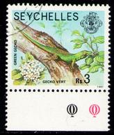 SEYCHELLES 1991 - Set Used - Seychelles (1976-...)