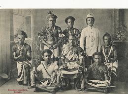 Solomon Islanders In Levuka Fiji  Edit Hedemann - Salomon