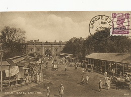 Lahore Delhi Gate  P. Used Pakistan  The Punjab Religious Book Society - Pakistan