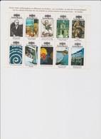 INSTITUT PASTEUR 10 Vignettes - Louis Pasteur