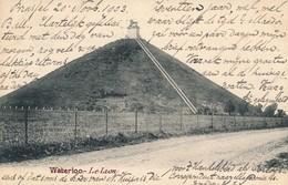 WATERLOO LE LION 1903 - Waterloo