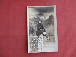 RPPC To ID Female  Scottish ?-ref 3126 - Postcards