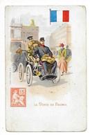 La POSTE En FRANCE  -  L 1 - Poste & Facteurs