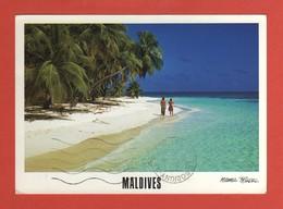 CP43 ASIE MALDIVES 2001 - Maldives