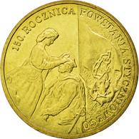 Monnaie, Pologne, January 1863 Uprising, 150th Anniversary, 2 Zlotych, 2013 - Pologne
