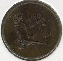 Zambie Zambia 2 Ngwee 1968 KM 10 - Zambie