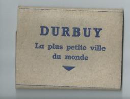 """Durbuy - La Plus Petite Ville Du Monde - Les Editions """" Arduenna """" à Marche-en-Famenne - 8 Cartes (mini) - Durbuy"""