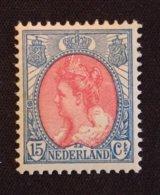 Nederland/Netherlands - Nr. 65 (postfris Met Plakker) - Gebruikt