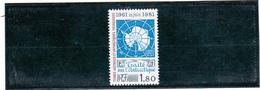 N° 91 - 20° Anniversaire Des TAAF  (Superbe Timbre, Neuf, Gomme Origine, Sans Charnière) - Colecciones & Series