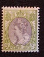 Nederland/Netherlands - Nr. 69 (postfris Met Plakker) - Gebruikt