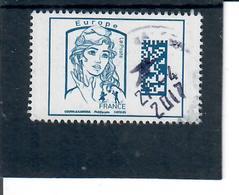 Yt 5019 Marianne De Ciappa-europe-cachet Rond - France