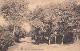 Genk Genck Chemin Vers Les Kuilen - Genk