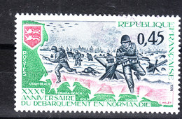 Francia - 1974. Sbarco In Normandia. Landing In Normandy. - WO2