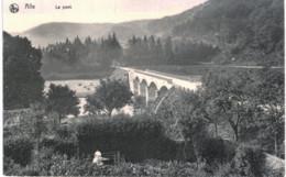 ALLES/SEMOIS  Le Pont - Vresse-sur-Semois