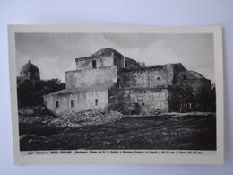Cartolina .CAGLIARI Chiesa Dei Santi Cosimo E Damiano.Non Viaggiata - Cagliari