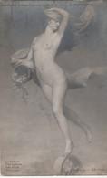 G SAINTPIERRE  . La Fortune    Salon De 1912 Mint - Tableaux