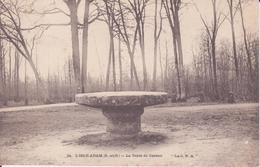 CPA -  34. L' ISLE-ADAM - La Table De Cassan - L'Isle Adam