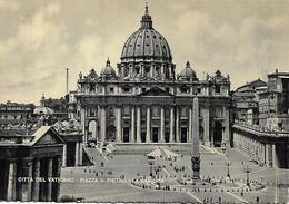 CITE DU VATICAN PLACE SAINT PIERRE NEUVE SAN PIETRO - Vatican