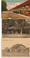 LEOPOLDSBURG BOURG-LEOPOLD KAMP VAN BEVERLOO CAMP DE BEVERLOO 5 KAARTEN - Leopoldsburg (Kamp Van Beverloo)