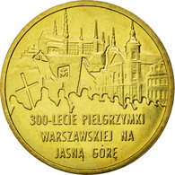 Monnaie, Pologne, Warsaw Pilgrimage To The Marian Shrine Of Jasna Gora In - Pologne