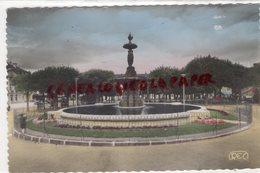 23- GUERET -   PLACE BONNYAUD- FONTAINE DES TROIS GRACES -1957 - Guéret
