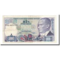 Billet, Turquie, 1000 Lira, L.1970, KM:196, TB - Turquie