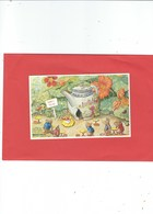 MEDICI PUBLISHED RACEY HELPS  THE TEA SHOP  CARD NO PK 198   PROBALLY PUBLISHED IN THE 60S - Illustrators & Photographers
