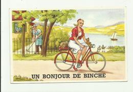 Un Bonjour De Binche - Binche