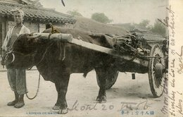 Korea A Korean Ox Wagon - Corée Du Sud