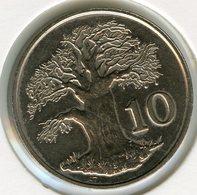 Zimbabwe 10 Cents 1980 UNC KM 3 - Zimbabwe