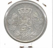 LEOPOLD 1 - 5 FRANK 1853 - 1831-1865: Léopold I