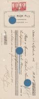 CHOKIER Flémalle  1912 Léon Riga Pour Dozot Lambert à Cerexhe Heuseux - Lettres De Change