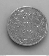 Belgique, 50 Centimes 1909 Albert 1er        N°130 - 1909-1934: Albert I