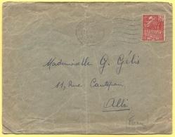 FRANCIA - France - 1931 - 50c Paris Exposition Coloniale Internationale - Viaggiata Da Toulouse Per Albi - Francia