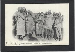 CPA Comores Type Anjouan Femmes Bushmen Non Circulé - Comoros