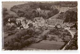 CPSM - Pocé Sur Cisse (Indre-et-Loire) - Vue Aérienne - FRANCO DE PORT - Other Municipalities
