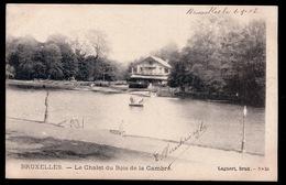 BRUXELLES   LE CHALET DU BOIS DE LA CAMBRE - Bossen, Parken, Tuinen