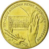 Monnaie, Pologne, Warsaw Fine Arts Academy Centennial, 2 Zlote, 2004, Warsaw - Pologne