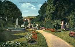 SAARBURG  Place Rudolf Hess - Saarburg