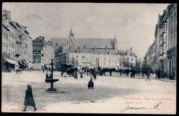 BRUXELLES  A.SUGG      PLACE DU GRAND SABLON - St-Gillis - St-Gilles