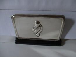Porta Buste Da Scrivania In Argento 925 - Silverware