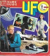 Album Images Figurine Panini Complet UFO S.H.A.D.O. - Sammelbilderalben & Katalogue